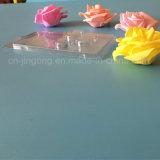 De Doos van de Verpakking van de blaar voor de Duidelijke Doos van pvc Clamshell voor de Plastic Doos van de Verpakking