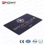 Bilhete de papel personalizado da impressão RFID para a mostra do concerto