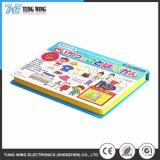 多彩な子供の押しボタンの音はギフトのための教育おもちゃを予約する