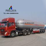 Gasolina de almacenamiento de líquidos de transporte de gas de camiones de remolque semi del depósito de gas