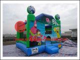 Castelo Bouncy de salto inflável (T1-254)