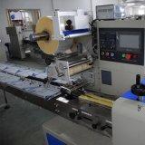 Verpakkende Machine van de Chocoladereep van de Energie van Granola van het Suikergoed van de stroom de Automatische