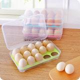Scatola delle uova libera del contenitore di imballaggio dell'alimento del PVC (cassetto di plastica)