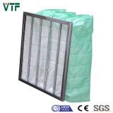 F6 65 % Non-Woven Al ou Gl sac/filtre de poche