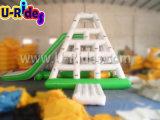 De opblaasbare Toren van het Spel van de Sporten van het Water met Dia