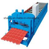 Shanghai corrugou o rolo vitrificado telhado da telha que dá forma à máquina fornece diretamente