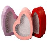 Dulces de lujo en forma de corazón/caja de embalaje de papel cajas de embalaje de regalo de chocolate