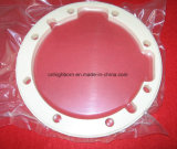 Anello di chiusura d'isolamento di ceramica dell'allumina di precisione Al2O3
