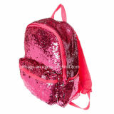Reversible Pink to Mint Sequin Backpack