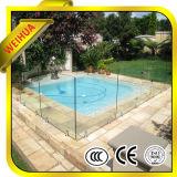 La sécurité de l'escalier de verre feuilleté de 10mm /bâtiment en verre avec clôture Ce/CCC/ISO9001