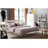 Modernes Schule-Schlafsaal-Möbel-Koje-Bett mit Schreibtisch