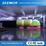 Alto quadro comandi esterno del LED di colore completo di luminosità P5.95mm con buona qualità