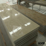 superficie solida di pietra artificiale del marmo di struttura di 2440X1220mm (180116)