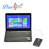 escritor Desktop do leitor da freqüência ultraelevada do teclado da emulation do USB 860-960MHz