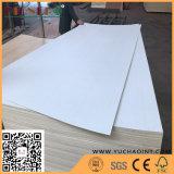 Weißes ausgeführtes Pappel-Furnier-Blattgesichts-Furnierholz für Möbel