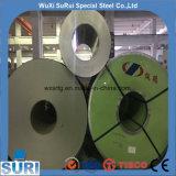 Bobinas de acero inoxidable Nº 4 / 8 K 316 con la película de PVC