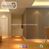 Matériau de revêtement en plastique de panneaux muraux en PVC/ intérieur Ccovering mural