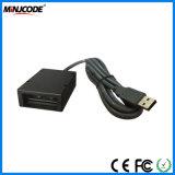 Блок развертки Barcode высокого качества 1d врезанный лазером, фикчированный установленный читатель Barcode, миниый модуль чтения Barcode для машины ATM /Vending/локера, Mj2260