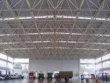 空間構造/スペースフレームの屋根ふき構造とのテニスホール