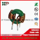 Inducteurs électriques toroïdaux de bobine de volet d'air de mode courant
