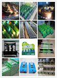 Cas de démonstration d'affichage d'éclairage LED, mesureur de puissance d'affichage