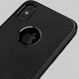 Мягкий кожаный чехол из термопластичного полиуретана для телефона iPhone X