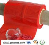 Pellicola industriale rossa dell'imballaggio di Masterbatch con il certificato di RoHS