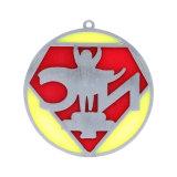 Halloween-kundenspezifischer Metallgoldpreis-laufende Sport-Medaillen-Aufhängung