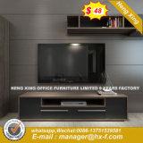 Armoire en bois moderne de verre aluminium partition /Bureau de poste de travail (UL-NM036)