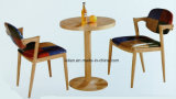Stackable Table은 Chair Wooden Furniture Company 식당 놓고 (LL-WST010)