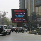 단말 표시 스크린을 광고하는 Ckgled P16 옥외 풀 컬러 LED