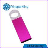 Tecla de cristal de fábrica 3.0 USB 2.0 Disco de memória flash