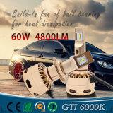 고품질 도매 H7 H1 9005 차 LED 빛