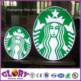 Стена рекламируя знак кофеего СИД знака кофеего СИД акриловый