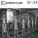 1000L 5000Lのステンレス鋼の高いPrssureの化学酵素の発酵の産業バッチリアクター