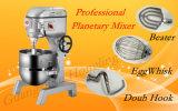 Edelstahl-Mischmaschine-planetarischer Mischer der Qualitäts-50L