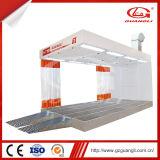 Sitio fácil movible caliente de la preparación de la cabina del uso de la buena calidad de la venta con la filtración de la azotea