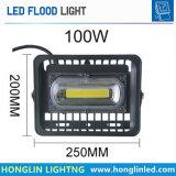 El paisaje exterior resistente al agua 100W220V Faroles de diodos LED Spotlight