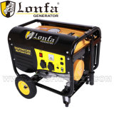 Panneau de poissons 5.5HP générateur à essence avec poignée et roues