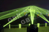 Gbr conduit IP54 se déplaçant à l'extérieur de la tête 17R de faisceau éclairage de 350 W