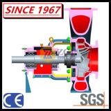 Bomba centrífuga química horizontal de la pulpa para la máquina de la fabricación de papel