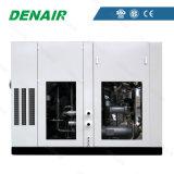 5-350 compresseur d'air exempt d'huile de Pétrole-Moins muet de HP pour l'industrie alimentaire
