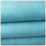 Tela de algodão de linho macia super tecida do produto feito sob encomenda de matérias têxteis