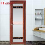 Dernière conception insonorisées porte des toilettes avec motif traditionnel
