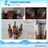 Máquina plástica do selo do tampão de frasco