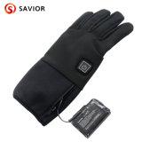 Мягко водоустойчивые теплые перчатки для подныривания/рыболовства (HX-G0002)