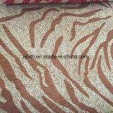 Nuevo diseño animal 2016 de la tela de Chenille para el mercado africano