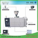 O PVC plástico/UPVC Esvaziar/tubo de alimentação de água/Tubo/mangueira Extrusão/máquina extrusora