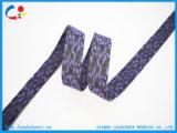 Sangle de jacquard de polyester de vente en gros de courroie de sac à main