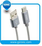 USB de alta qualidade C para USB 2.0 tipo USB trançado de Nylon C Cabo para a Huawei